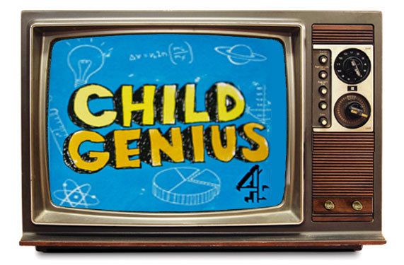Child Genius - Channel 4